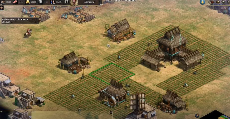 jeu age of empire