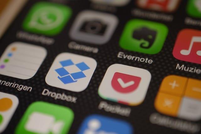 application dropbox