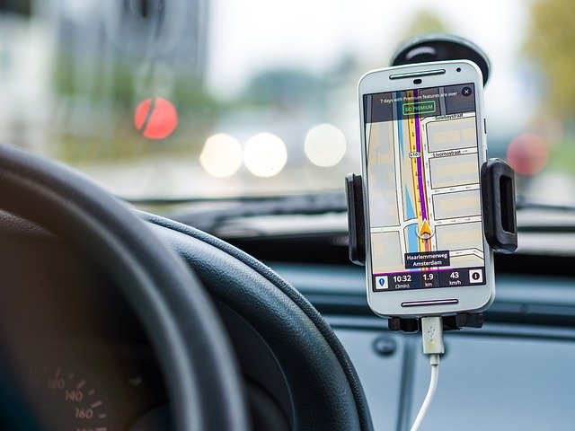 gps sur android