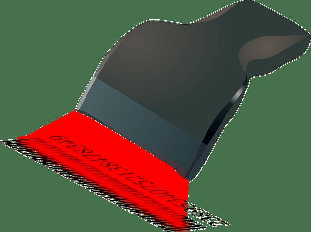 scanner de code barres