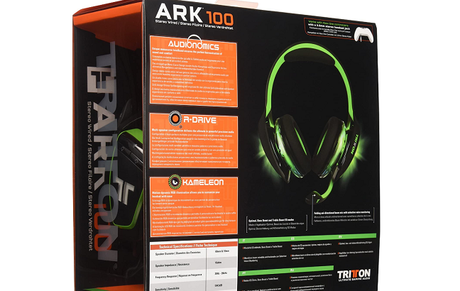 casque tritton ark 100