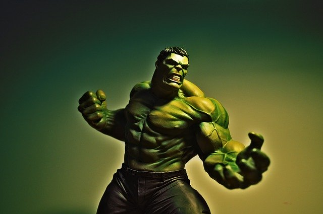 personnage de hulk